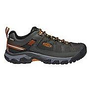 Mens Keen Targhee Exp Waterproof Hiking Shoe - Raven/Inca Gold 16