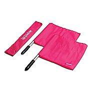 Tandem Sport Pink Linesman Flag Fitness Equipment