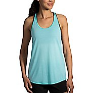 Womens Brooks Distance Sleeveless & Tank Technical Tops