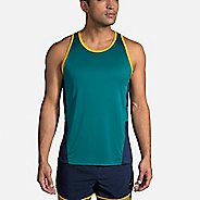 Mens Brooks Stealth Singlet Sleeveless & Tank Technical Tops