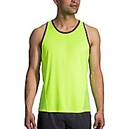 d62d4e19b1824 Mens Brooks Stealth Singlet Sleeveless   Tank Technical Tops