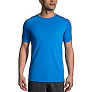 Mens Brooks Distance Short Sleeve Technical Tops