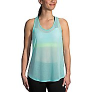 Womens Brooks Hot Shot Sleeveless & Tank Technical Tops