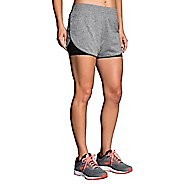 "Womens Brooks Rep 3"" 2-in-1 Shorts"