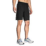"Mens Brooks Equip 9"" Unlined Shorts"