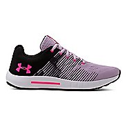Kids Under Armour Pursuit NG Running Shoe - Purple 4Y