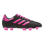 2fdde5c6b841 Kids adidas Goletto VI FG Cleated Shoe - Black Shock Pink 11.5C