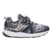 Kids Saucony Voxel 9000 Running Shoe - Grey 1.5Y