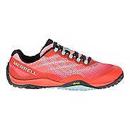 f4b44fdefdef Womens Merrell Trail Glove 4 Shield Trail Running Shoe - Play Digital 10.5