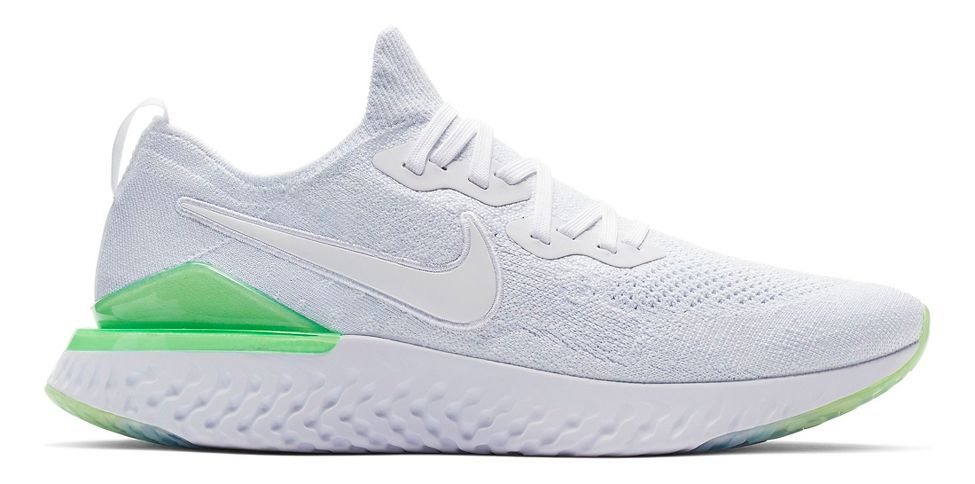 info for 391ab 0af56 Mens Nike Epic React Flyknit 2 Running Shoe at Road Runner S