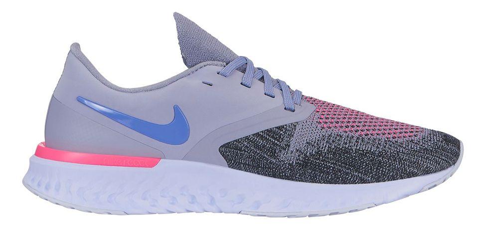 62e73b3d497da Womens Nike Odyssey React Flyknit 2 Running Shoe at Road Runner Sports