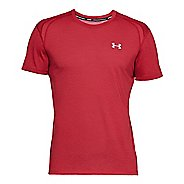 Mens Under Armour Streaker 2.0 Short Sleeve Technical Tops