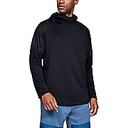 Mens Under Armour MK1 Terry Half-Zips & Hoodies Technical Tops