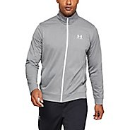Mens Under Armour Sportstyle Tricot Casual Jackets