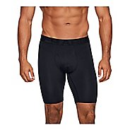 "Mens Under Armour Tech Mesh 9"" 2 pack Boxer Brief Underwear Bottoms"