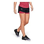 Womens Under Armour Qualifier Speed Pocket 2-in-1 Shorts