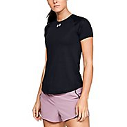 Womens Under Armour Qualifer Short Sleeve Technical Tops
