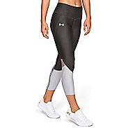 Womens Under Armour Fly Fast Crop Tights