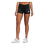 Womens Adidas Four-Inch Tights Compression & Fitted Shorts
