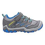 Kids Merrell Chameleon 7 Access LOW A/C Waterproof Running Shoe - Grey/Blue 13C