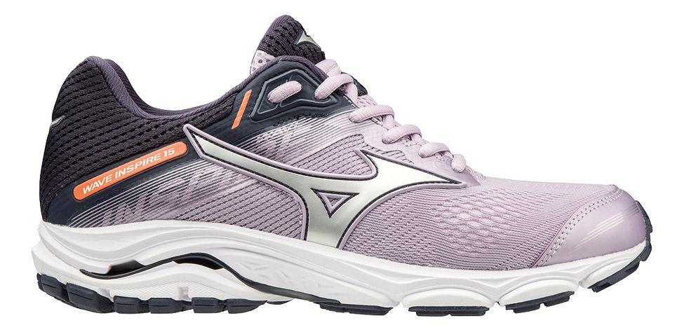 44cd96cbaa68 Womens Mizuno Wave Inspire 15 Running Shoe at Road Runner Sports