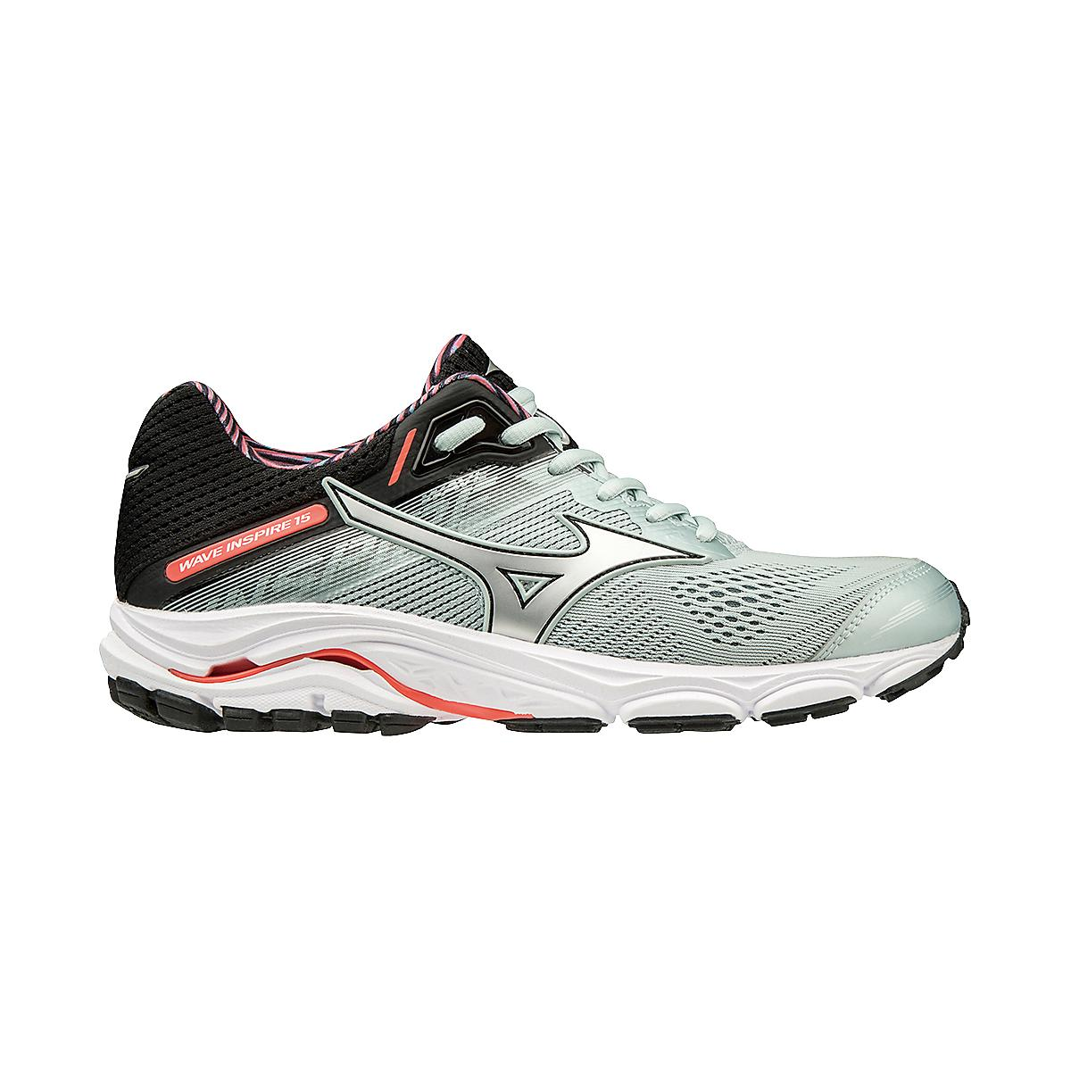 e05d487f4ea67 Womens Mizuno Wave Inspire 15 Running Shoe at Road Runner Sports