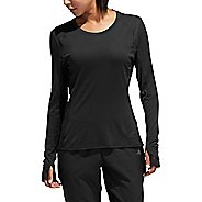 Womens Adidas Supernova Tee T-Shirt Long Sleeve Technical Tops