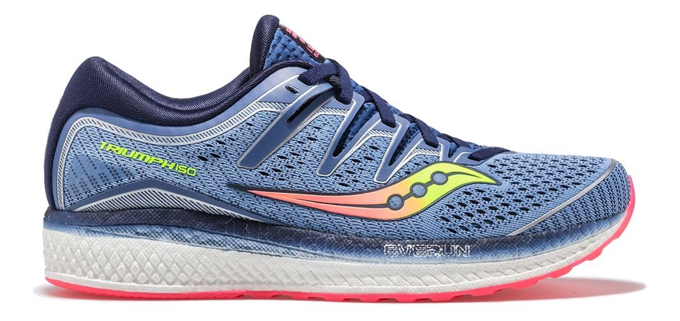 Womens Saucony Triumph ISO 4 Running Shoe at Road Runner Sports