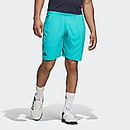 Mens Adidas 3-Stripes Club Lined Shorts