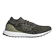 Mens adidas Ultra Boost Uncaged Running Shoe - Cargo/Black 11
