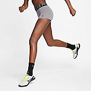 "Womens Nike Pro 3"" Compression & Fitted Shorts"