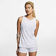 Womens Nike Open Back Studio Sleeveless & Tank Technical Tops