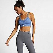 8de23c921997e Womens Nike Seamless Everyday Bras - Indigo Storm L