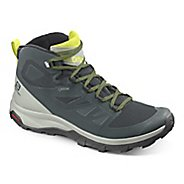 Mens Salomon Outline Mid GTX Hiking Shoe