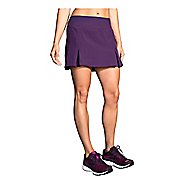 Womens Brooks Chaser Skort Fitness Skirts