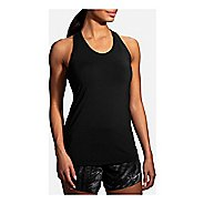 Womens Brooks Pick-Up Sleeveless & Tank Technical Tops