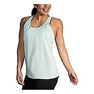 Womens Brooks Array Sleeveless & Tank Technical Tops