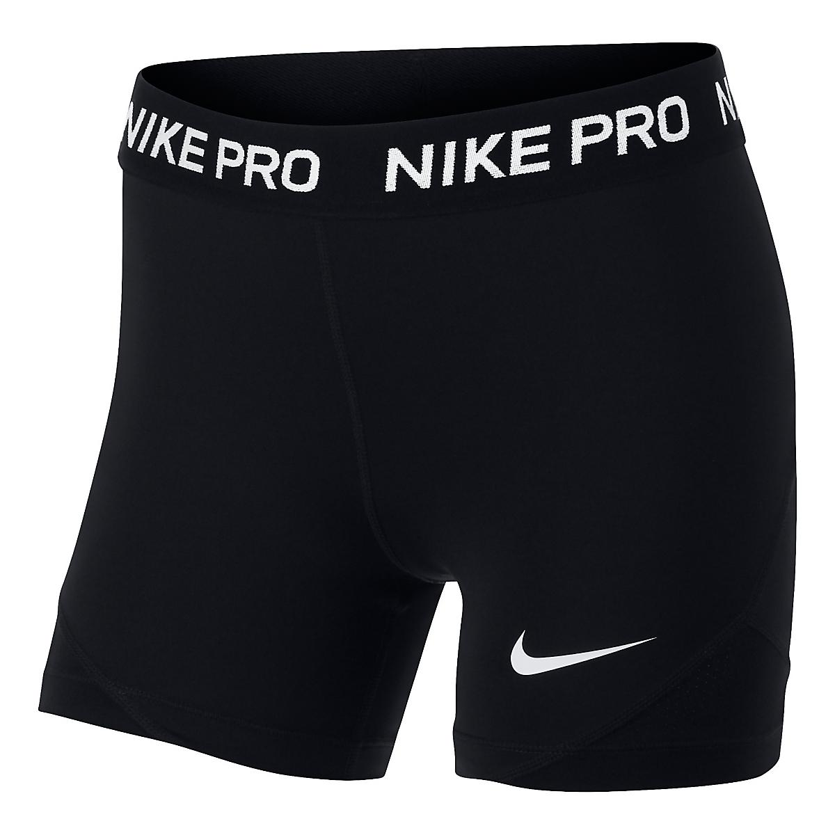 97902a97bf Nike Girls Pro Boy Compression & Fitted Shorts