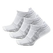 Thorlos Experia ProLite No Show Tab 3 Pair Pack Socks