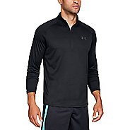 Mens Under Armour UA Tech 1/2 Zip 2.0 Long Sleeve Technical Tops