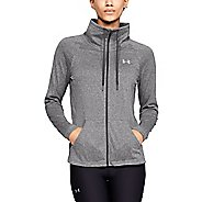 Womens Under Armour Tech Full Zip Running Jackets