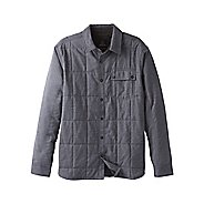 Mens Prana Atilan Lined Shirt Casual Jackets