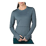 Womens ASICS Thermopolis Plus Long Sleeve Technical Tops
