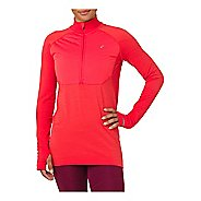 Womens ASICS System Layer 2 Long Sleeve Technical Tops