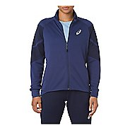 Womens ASICS Entry Track Running Jackets