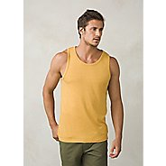 Mens Prana Tank Short Sleeve Technical Tops