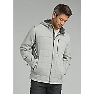 Mens Prana Zion Quilted Cold Weather Jackets