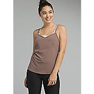 Womens Prana Arctic Air Sleeveless and Tank Technical Tops