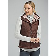 Womens Prana Diva Vests Jackets