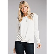 Womens Prana Frosene Long Sleeve Technical Tops